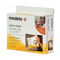 Sacs Micro Steam - Medela Medela