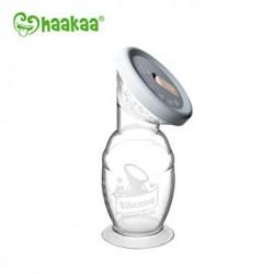 Tire-lait en silicone avec bouchon - Haakaa Haakaa