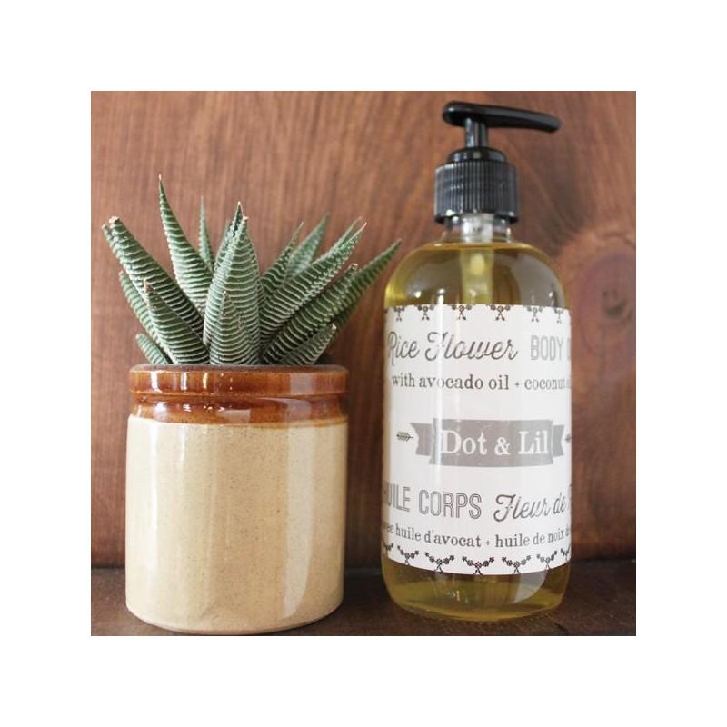 Rice Flower Body Oil - Dot & Lil - La Looma