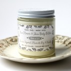 Beurre corporel Fleur de riz et Karité - Dot & Lil