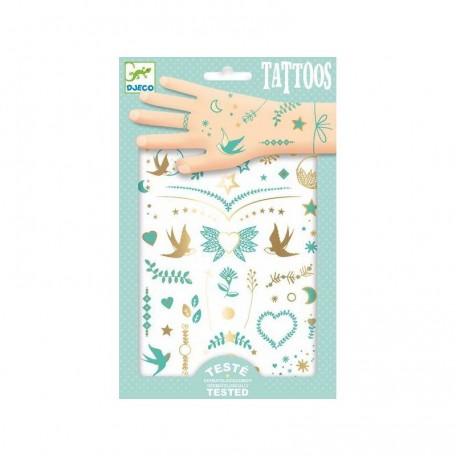 Lily's Jewelry Tattoos - La Looma