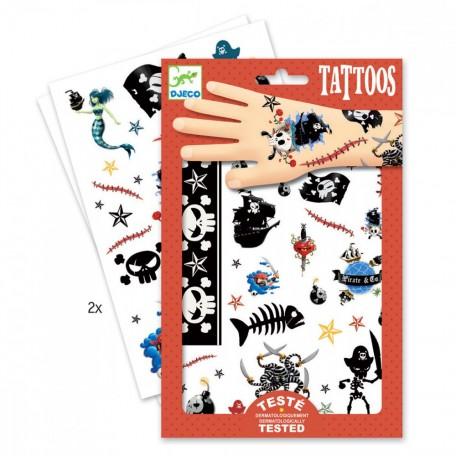 Happy Spring Tattoos - Djeco