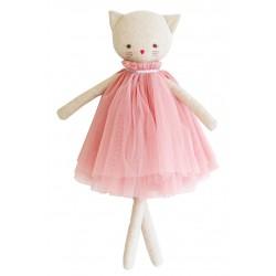 Aurélie la chatte en peluche - Alimrose Alimrose
