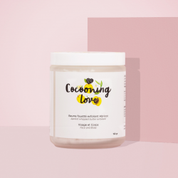 Beurre fouetté exfoliant Abricot - Cocooning Love
