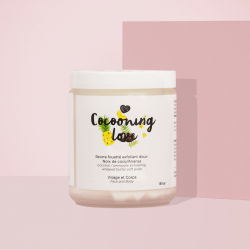 Coconut & Pineapple Exfoliating Whipped Butter - Cocooning Love