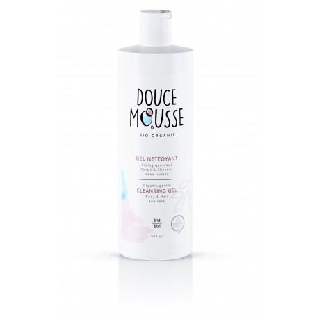 Gel nettoyant bébé 500ml- Douce Mousse Douce Mousse