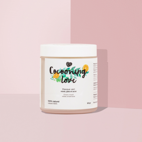 Green Face and Hair Mask - Cocooning Love