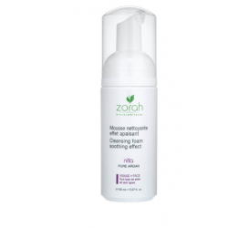 Cleansing foam soothing effect NITA - Zorah