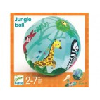 Ballon d'extérieur Jungle ball - Djeco