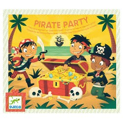 Pirate Party Entertaining Box - Djeco