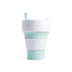 Collapsible Cup Biggie 16 Oz Mint - Stojo