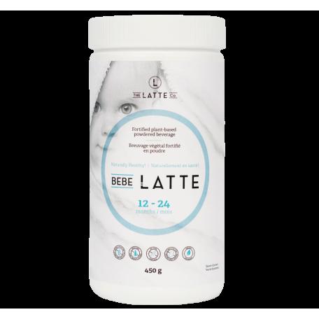 Breuvage végétal fortifié en poudre Bebe Latte - The Latte Co. The Latte Co.