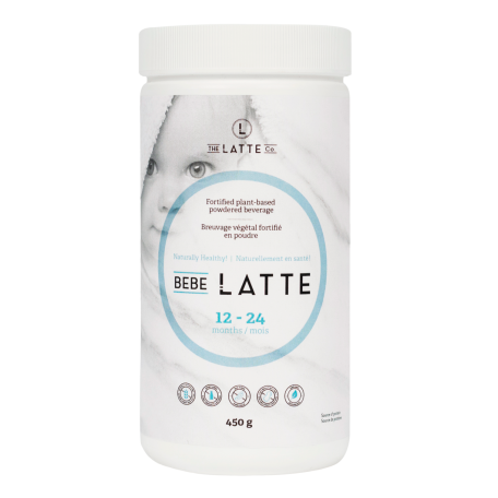 Fortified Plant-based Powered Beverage Bebe Latte - The Latte Co.
