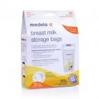 sac lait maternel(50)Medela