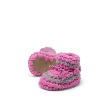 Padraig Wool Slippers