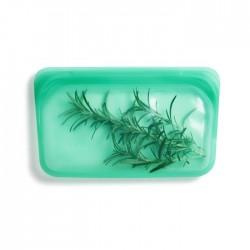 Petit sac à collation Jade en silicone - Stasher Stasher