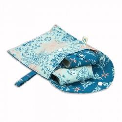 Pochette imperméable poru serviettes hygiéniques lavables