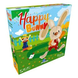 Happy Bunny - Blue orange Blue Orange