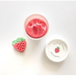 Play Dough Strawberry - The Dough Parlour