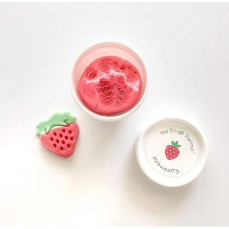 Play Dough Strawberry - The Dough Parlour