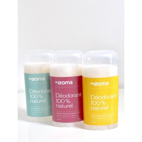 The best Deodorant ! 100% natural