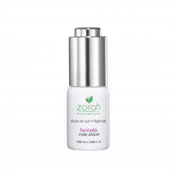 FERMETÉ, huile de nuit - Zorah Zorah Biocosmétiques