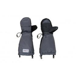 Gloves/Mittens Mittz Toddlers 4-8Y Stonz - Grey