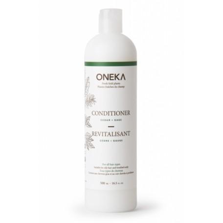 Revitalisant Cèdre et Sauge 500mL - Oneka Oneka