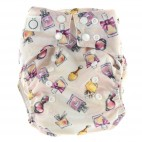 All in O diaper Omaiki - prints