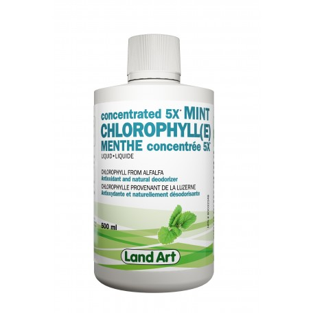 Chlorophyll Concentrated (5x)