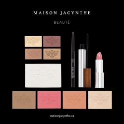 Skincare and make up - Maison Jacynthe