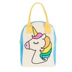 Zipper Lunch Bag Unicorn - Fluf