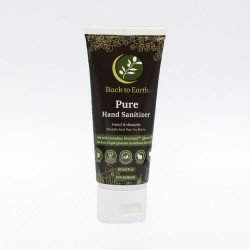 Pure hand sanitizer - Get Back to Earth