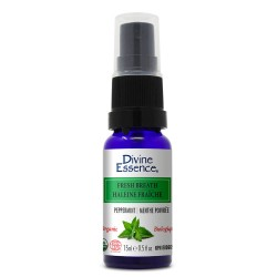 Breath refresher 15ml Peppermint - Divine Essence