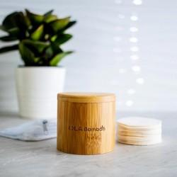 Coffret de 16 tampons démaquillants réutilisables - Ola Bamboo OLA Bamboo