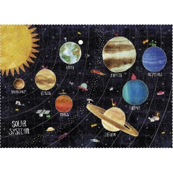 Discover the planets glow in the dark Puzzle 200 pieces - Londji