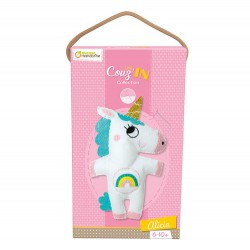 Little Couz'In Sewing Alicia the unicorn - Avenue Mandarine