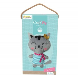 Little Couz'In Sewing Tine the cat - Avenue Mandarine