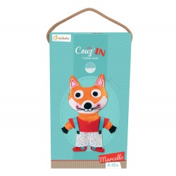 Little Couz'In Sewing Marcello the fox - Avenue Mandarine