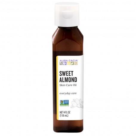 Sweet Almond Oil - Aura Cacia - Bottle