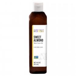 Sweet Almond Oil 473 ml - Aura Cacia
