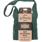 The Market Shopping Bag Pine - Now Designs