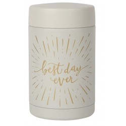 Contenant à aliments Best Day Ever - Now Designs