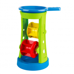 Double sand and water wheel - HAPE