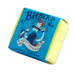 Soap The barber Tea and thyme - Savonnerie des Diligences