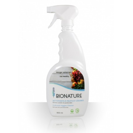 Fruit and Vegetable Cleaner - Bionature