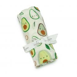 Bamboo Muslin Avocados - Loulou Lollipop