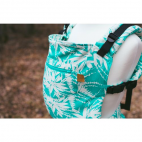 Baby carrier - Gustine baby carriers - Sunshine Turquoise