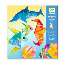 Origami animaux marins - DJECO Djeco