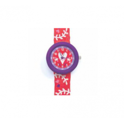 Hearts watch - DJECO